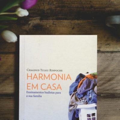 livro harmonia em casa