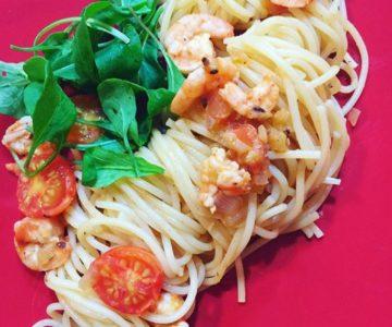 Spaghetti da Lúcia